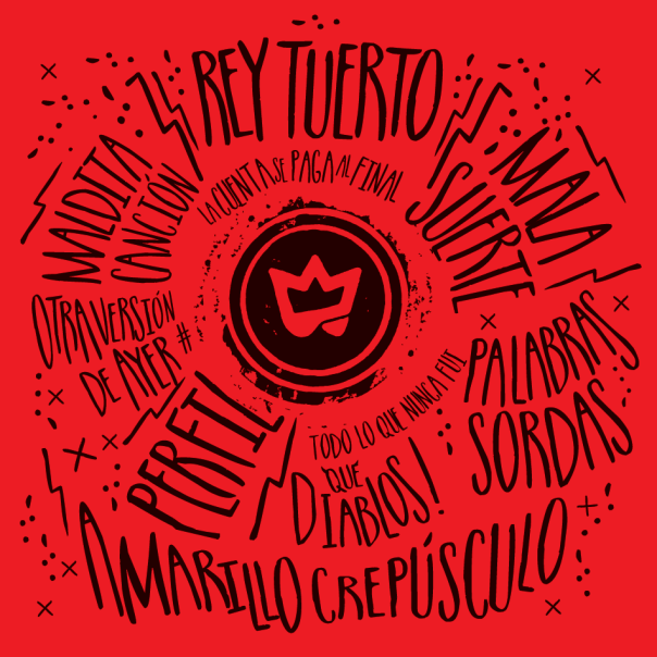 ReyTuerto - Artwork Cover